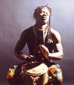 kwashie-trommel